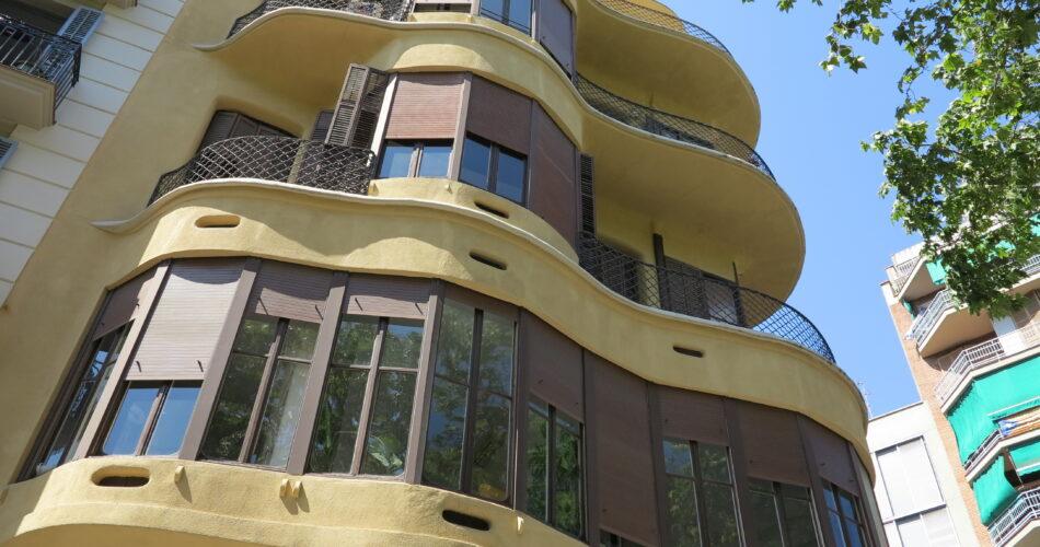 La Casa Planells de Jujol a Barcelona