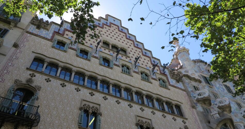 Casa Amatller Barcelona Modernisme