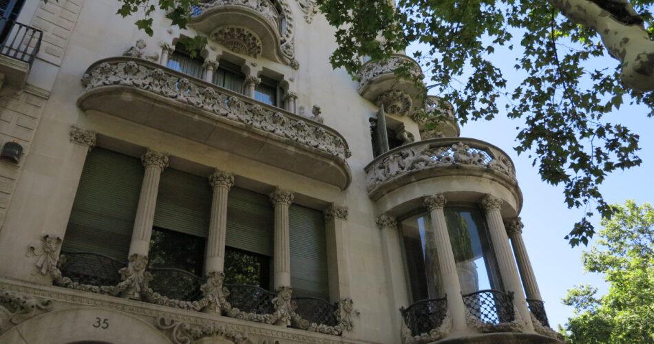 Casa Lleó Morera Modernisme Barcelona