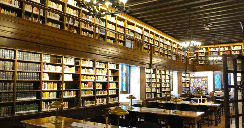 Biblioteca de l'Institut d'Estudis Ilerdencs