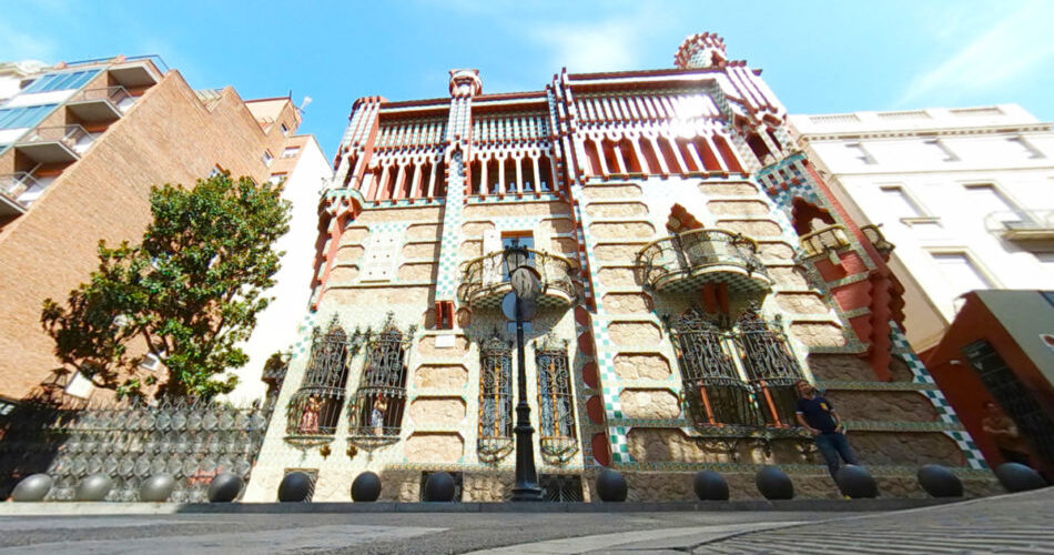 Casa Vicens Barcelona Gaudí