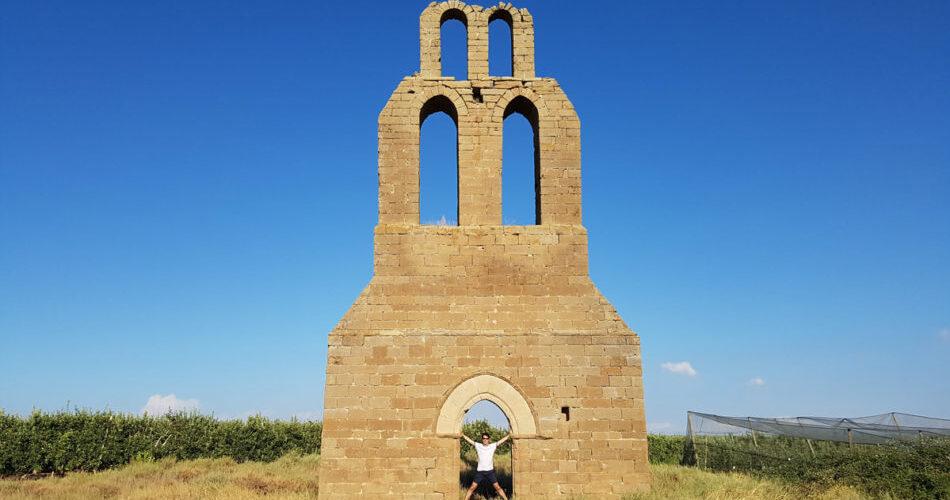 Santa Maria de Margalef a Torregrossa