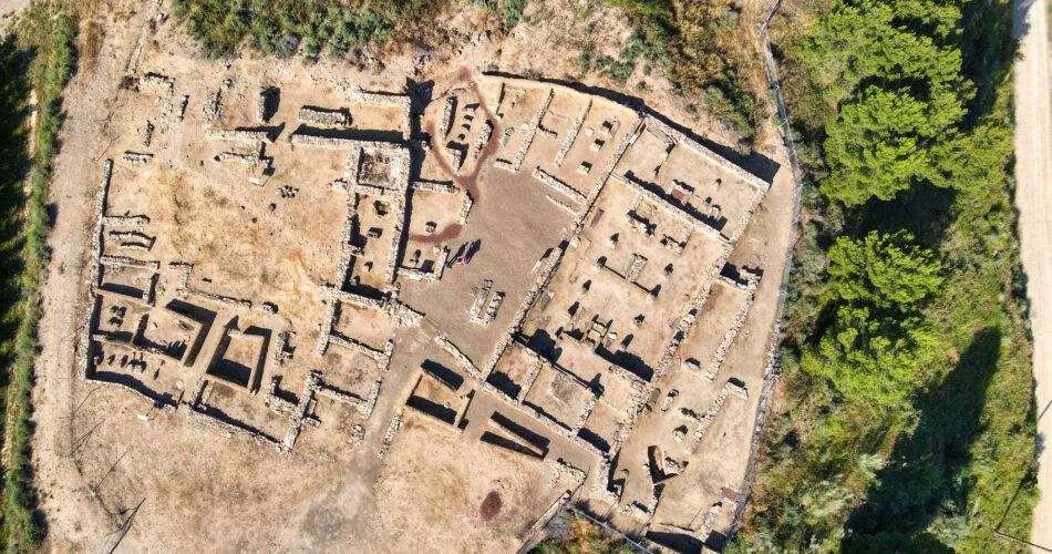 El jaciment del Bovalar de Seròs, Lleida