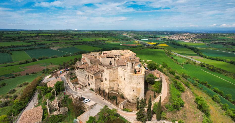 La vila closa de Montfalcó Murallat