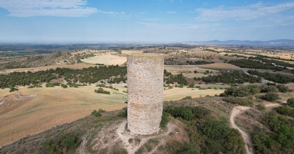 El Pilar d'Almenara, Agramunt