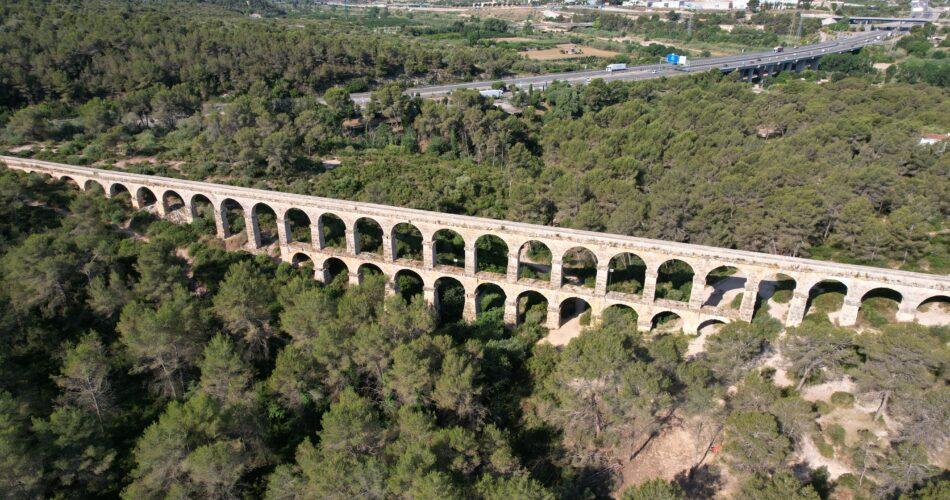 L'Aqüeducte de les Ferreres o pont del diable, Tarragona