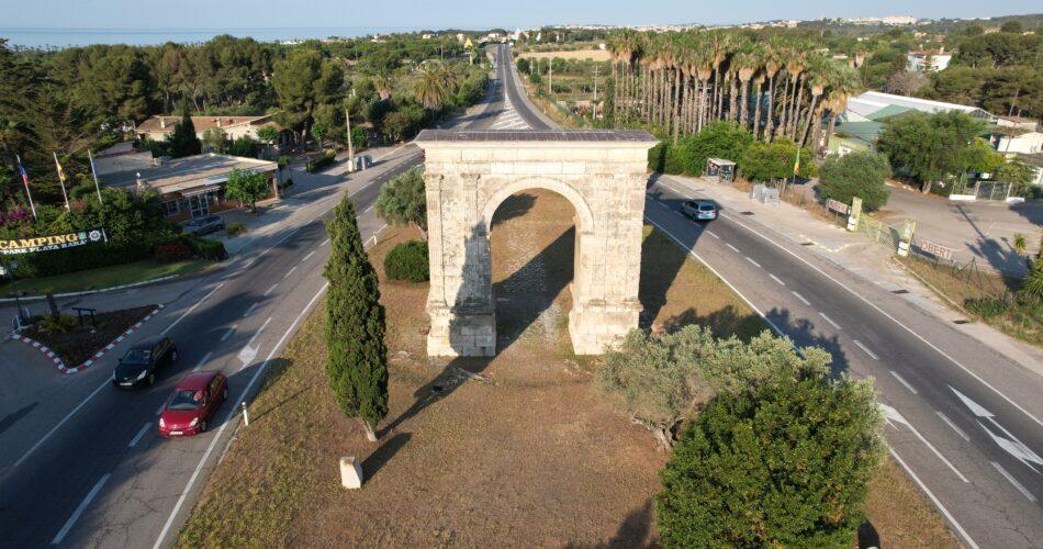 Arc de Berà, Tarragona