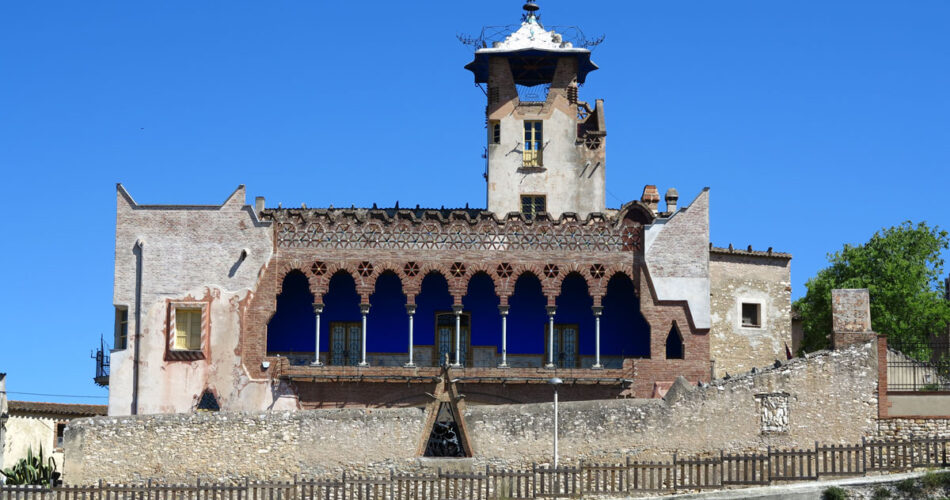 Casa Bofarull, Jujol, Tarragona