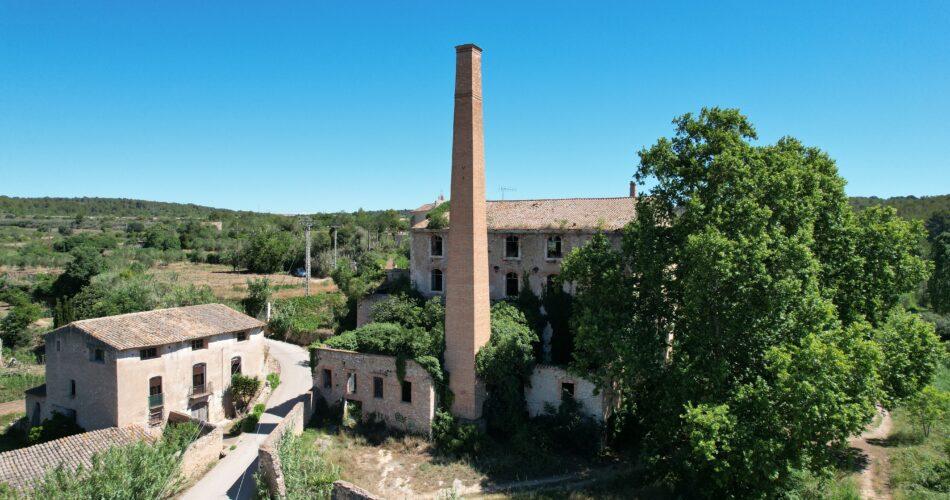 La Fàbrica Tèxtil del Catllar