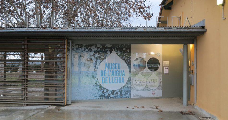 Museu de l'aigua de Lleida Campament la Canadiense