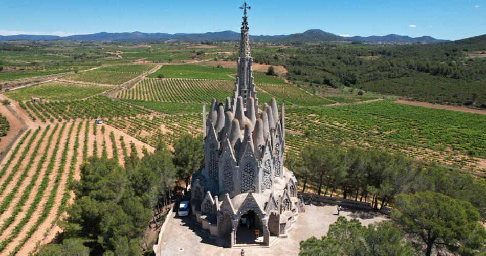 El Santuari de la Mare de Déu de Montserrat de Montferri