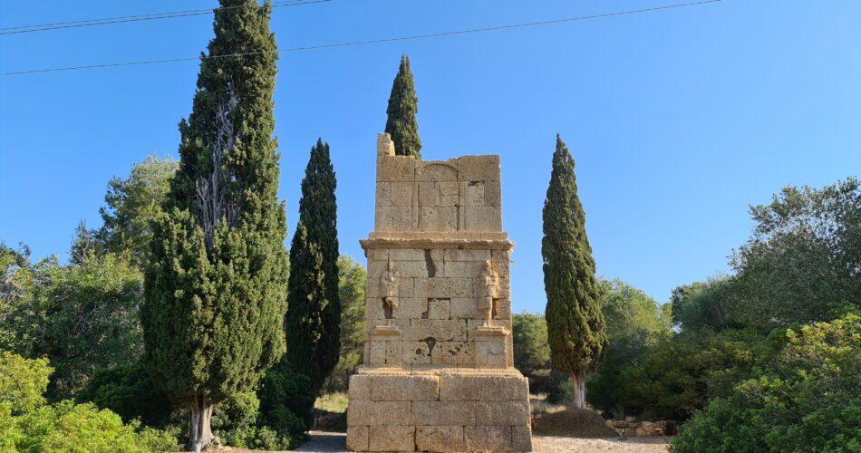 Torre dels Escipions, Tarragona