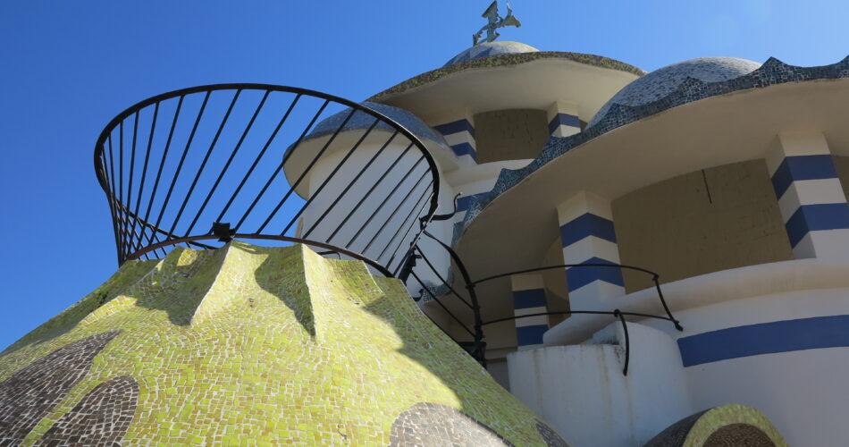 Torre de la creu o dels ous, Jujol, Modernisme