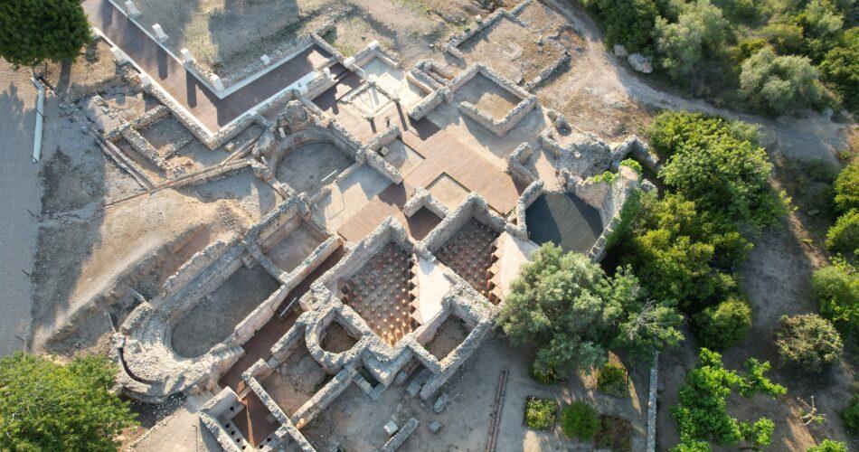 La vil·la romana dels Munts a Tarragona