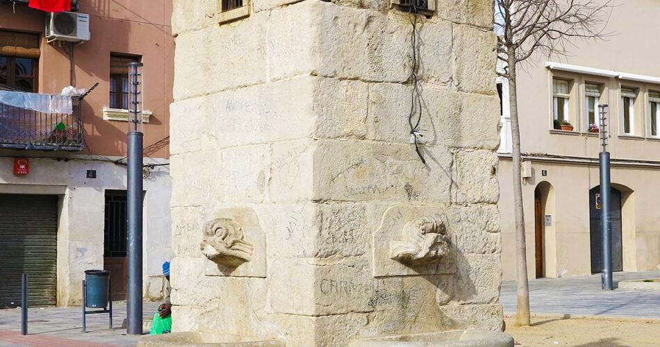 La Font del Pla a Lleida ciutat